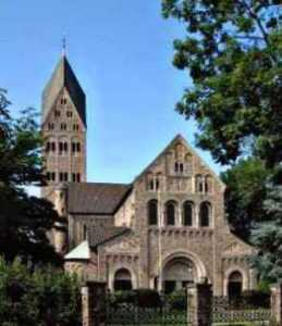 Katholische kirche bochum gerthe